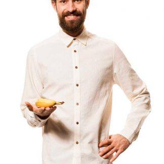 Koszula marynarska z konopi